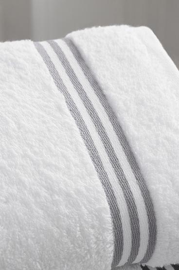 Handtuch mit Logo