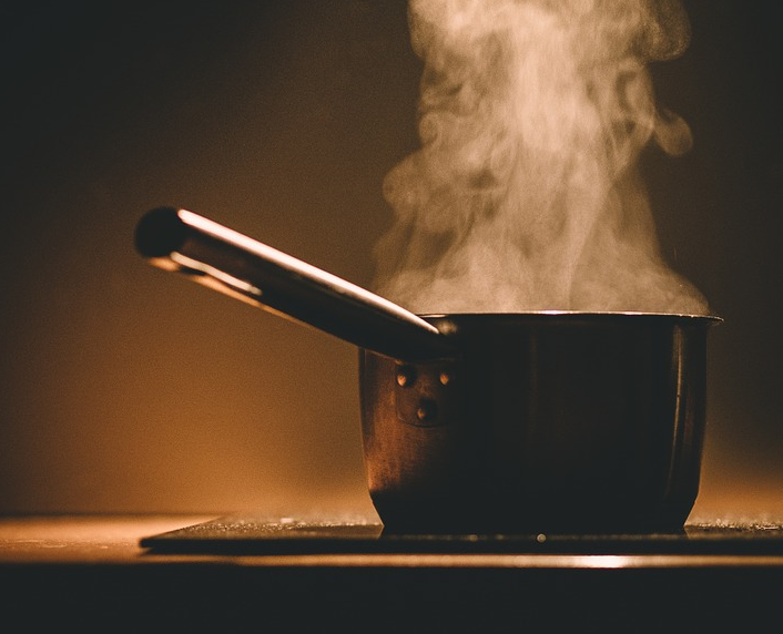 Petromax Feuertopf – Kochen to go