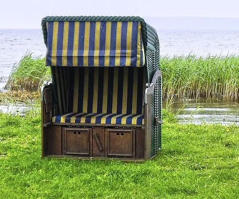 Strandkorb xxl: Ihr Urlaubsfeeling