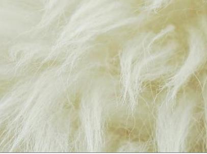 Mohair Wolle: kuschelig und wärmend