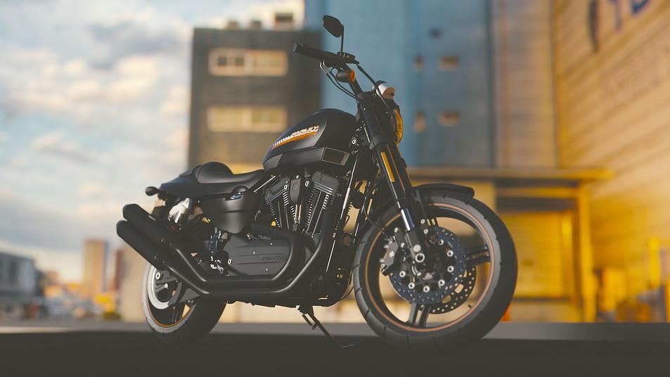 Montageständer Motorrad